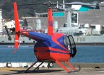 Helipro R44 at Wellington NZ