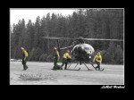 Transporting Hot Shots crews near Leavenworth Washington