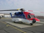On the pad at Sikorsky