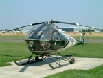 Highlight for Album: Brantly Helicopters