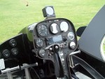 Rotorway Cockpit